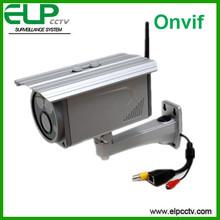 Outdoor waterproof &Vandal resist Onvif 1080p H.264 Day&Night wifi ip camera