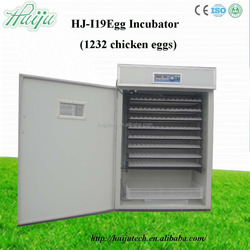 professional manufacturer incubadora industry eggs incubator at high hatching rate HJ-I9