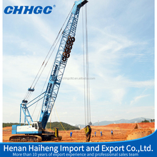 Beautiful Appearance Hydraulic Crawler Cranes With Large Hoisting Torque