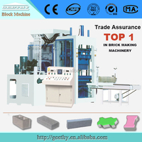best selling products in africa QT12-15 block machine automatic/making machine concrete block used
