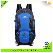 custom china supplier desginer 1680D pro hiking bag