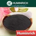 huminrich sales de potasio de ácido húmico microbiana del suelo de fertilizantes