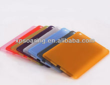 Hard shell case for ipad mini, for ipad mini matt case skin cover
