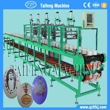2015 new design 5sides one color printing machine balloon and 5colors one side printing machine balloon from Taifeng