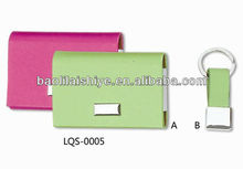 pu/leather business card case