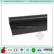 Good Tensile Property Self Adhesive Modified Asphalt Waterproof Sheet 3mm
