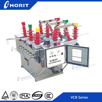 Ghorit ZW8 24KV outdoor automatic load switch transfer switches isolating vacuum circuit breaker