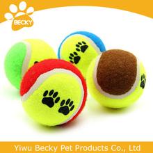 pet toys dog toys tennis ball outdoor training dog tennis ball
