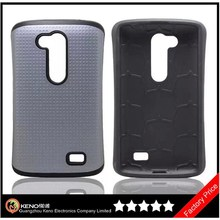 Keno Stylish 2 in 1 Hybrid TPU+PC for LG D295 Cell Phone Case for Mobile Phone Accessory