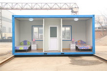 Hot new products for 2015 Movable prefabricated kiosk cabin sanitary container