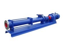 Triple phase monoblock pumps GN single screw pumps for wide range viscosity compatibility