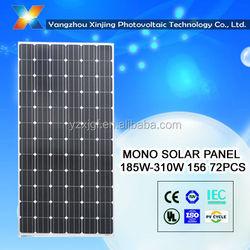 Best price china monocrystalline solar panel 300w