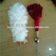 Uniforme de penachos de plumas | hackles y plumas de penacho hackle para la tapa