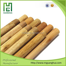 treated wooden poles, 100cm/11cm/120cm length varnished wooden pole