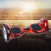 Two Wheels Self Balance Smart Electric Skateboard Scooter for Sports and Entertainment with Bluetooth Speaker and Carrying Bag