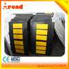 Damping, shock absorption effect is good Rubber Speed Hump