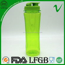 750ml heat resistant clear bpa free plastic container