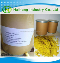 Folic acid fine powder Vitamins B9 used for increase the feather light