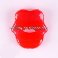 Sex female's lip cockring male cock rings plastic cock ring penis enlarger ring