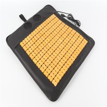 Cool cushion heated car seat with fan chair cooling seat pad