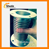 PN10 PN16 PN25 stainless steel flexible bellows pipe expansion joint