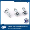 bulk buy from china high quality best price Pan Head Pozi Drive Type screws self tapping