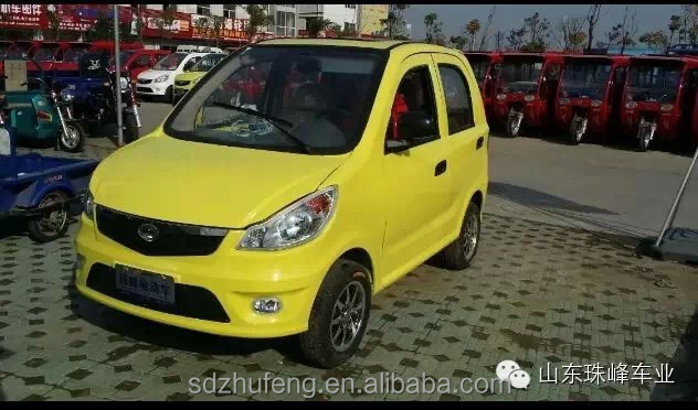 China Manufacturer Passenger Electric Cars Taxi For Sale