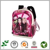 Boys Girls cheap waterproof Nylon foldable Teenager shoulder bag