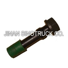 SINOTRUCK TRANSMISSION PARTS,CON ROD BOLT OEM NO.81500030023