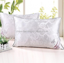 Top Quality Home Wholesale Natural Silk Pillow, Luxury Silk Neck Pillow And Pillowcase