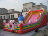 kids playground childrens slide giant inflatable slide