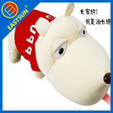 EASTSUN CUTE Bamboo Chacrcoal Cartoon Long-Mouth Dog Lovely AUTO Car Interial Decoration