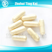 FDA certificate empty vegetable capsule size 1# for medicine