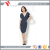 New Design Casual Middle Aged Women Fashion Dress
