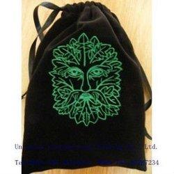 2014 lady favor velvet bag/jewelry bag