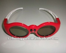 Cheap Universal DLP Link Active Shutter 3D Glasses for Theater