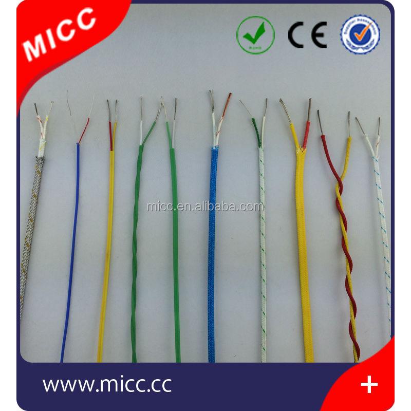 Micc Ansi Color Teflon Chromel Alumel Thermocouple Extension Wire ...