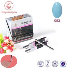 at home manicure diy 3 in 1 polish gel pen 120 colors pick any color