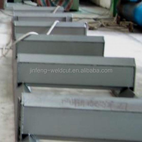HPG1810 H I C BOX pipe plate steel sand blasting shot blasting machine