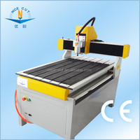 NC-B6090 carved wood name plates cutting cnc router for advertising