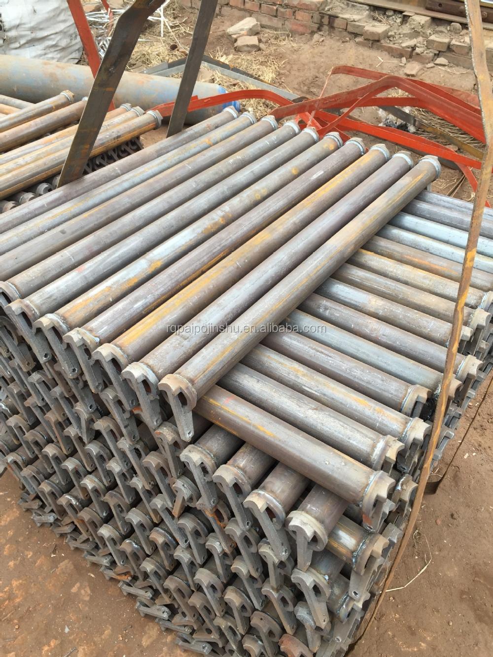 Galvanized Steel Scaffolding : Bs hot dip galvanized scaffolding q steel pipe