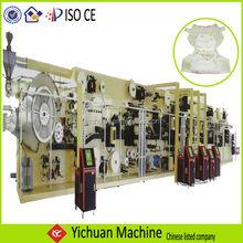 Yc-ynk300 automático de la frecuencia de alta calidad alta - velocidad sueño del bebé mima pañal fabricante