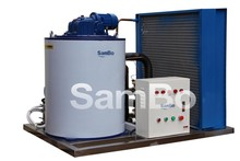 Humanized design/Bitzer compressor/LG electrical controlling system /2T daily autmatic flake ice machine for keeping fresh