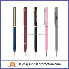 2015 High Quality metal hotel stylus pen