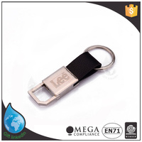 Wholesale braided leather keychain designs