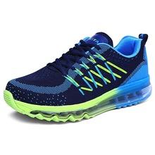 flyknitaireเบาะรองเท้าสำหรับผู้หญิงและผู้ชายรองเท้าผ้าใบ