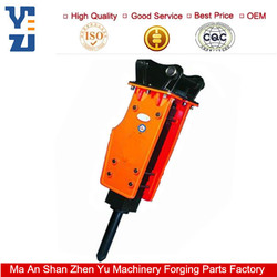 Hydraulic Rock Breaker Hammer Komatsu PC40 Parts for Excavator