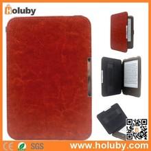 Case for Tolino Shine eBook, Folio PU Leather Case for Tolino Shine eBook