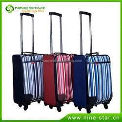 Professional Factory Supply Custom Design fashionable suitcase for travel with good prices