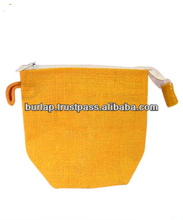 jute draw string bag for sale